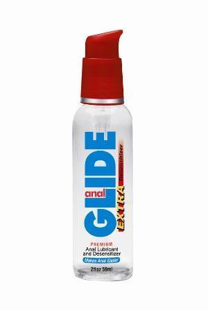 Anal Glide Extra Desensitizer 2 oz Pump