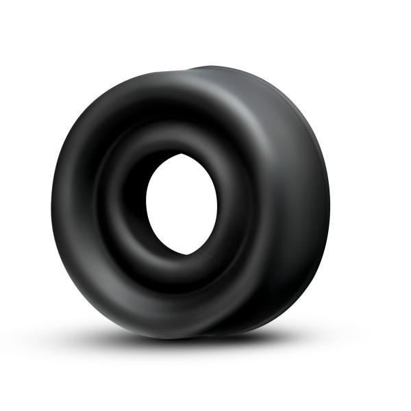 Performance Silicone Pump Sleeve Medium Black
