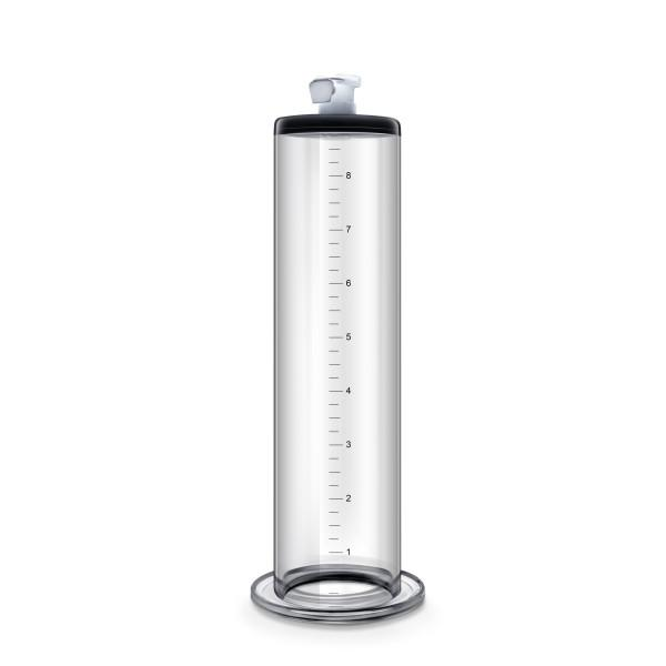 Performance 9 Inches X 1.75 Inches Penis Pump Cylinder Clear