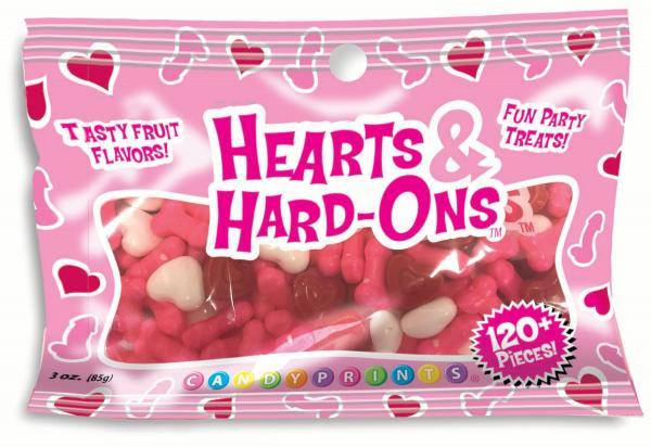 Hearts & Hard-ons 3oz Bag