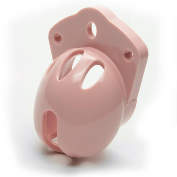 "Mini-me 1.25 Chastity Cage Kit Pink """