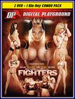 Fighters 3 Disc 2-Dvd + Blu-Ray Combo Pack Sex Toy Product