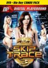 Skip Trace DVD + BLU Ray Combo Pack Sex Toy Product