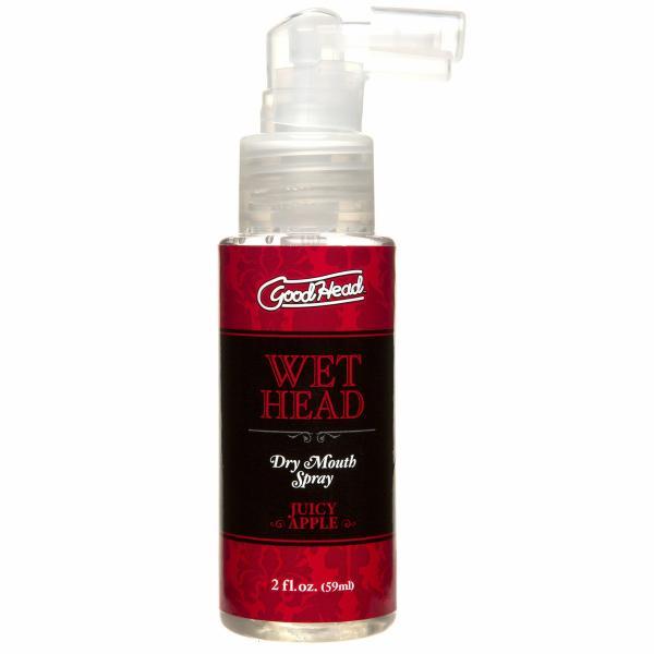 Goodhead Wet Head Dry Mouth Spray Apple