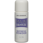 Main Squeeze Refresh Powder For Use With Ultraskyn 1oz Sex Toy Product