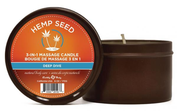 Candle 3 In 1 Deep Dive 6.8oz