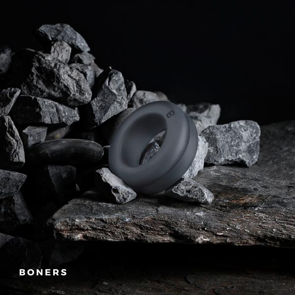 Boners Ribbed Cock Ring