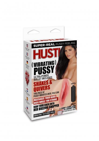 Hustler Vibrating Pussy Masturbator