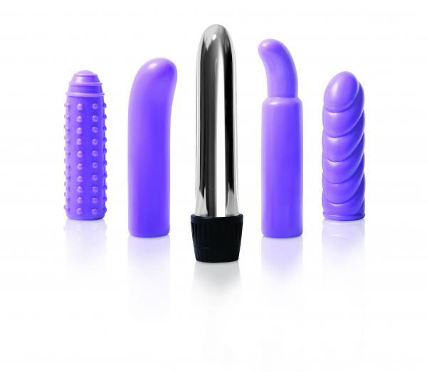 Multi Sleeve Vibrator Kit