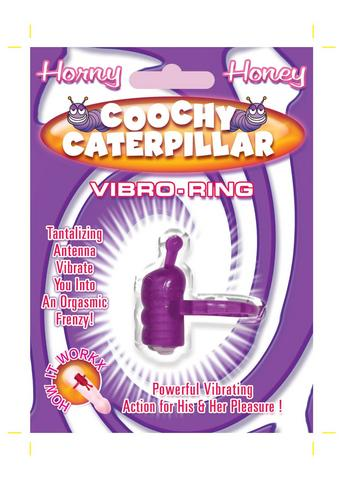 Horny Honey Coochy Caterpillar Purple