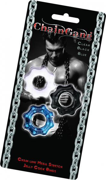 Chain Gang Erection Rings