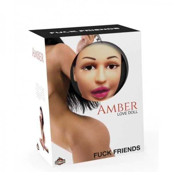 F*ck Friends Amber Female  Love Doll
