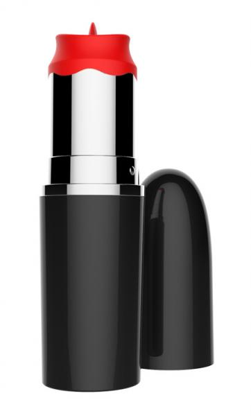 Lick Stick Vibrating Lipstick 10 Speed Rechargeable
