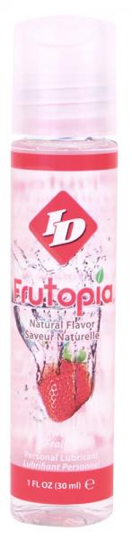 ID Frutopia Lubricant Strawberry 1oz