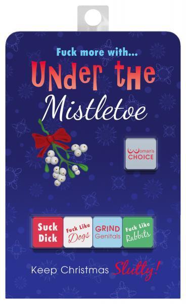 Under The Mistletoe Dice Game