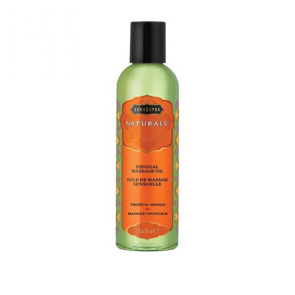 Massage Oil Natural Tropical Mango 2fl Oz
