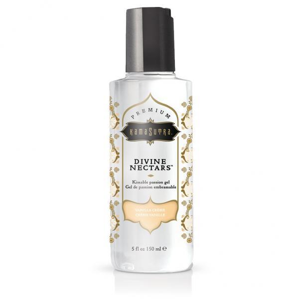 Divine Nectars Vanilla Creme 5 Oz