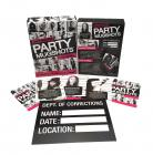 Bachelorette Party Mugshots Game  Sex Toy Product