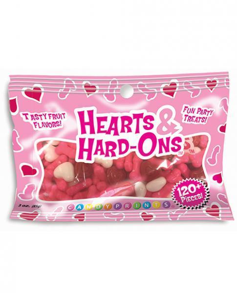 Hearts & Hard Ons Mini Candy Bag Of 120