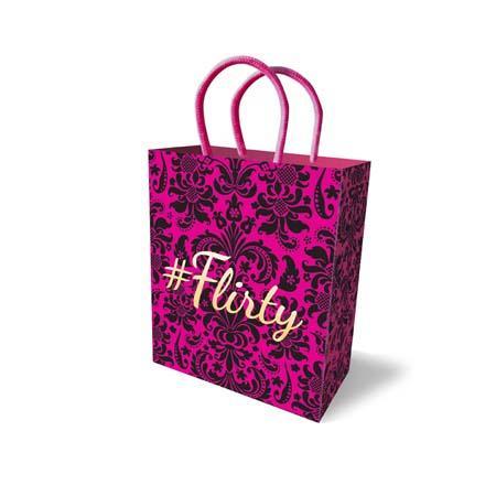 #Flirty Gift Bag Pink