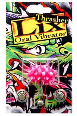 Lix Thrasher Oral Vibrator Pink