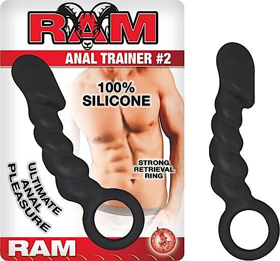 Ram Anal Trainer #2 - Black