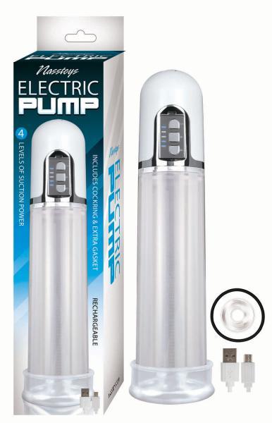 Electric Pump Clear