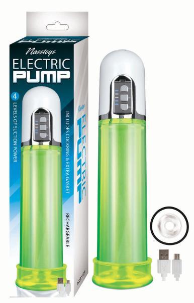 Electric Pump Green