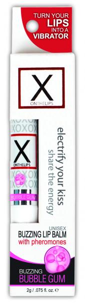 X On The Lips Bubble Gum Lip Balm