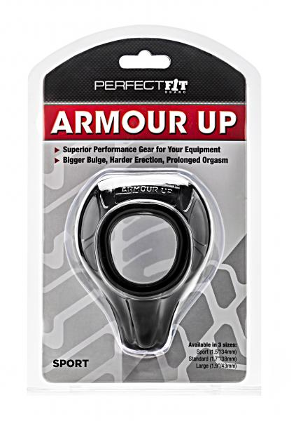 Perfect Fit Armour Up Sport Size Black