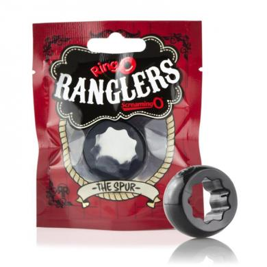 Ring O Ranglers The Spur Black Ring