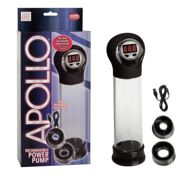 Apollo Rechargeable Power Pump On Literotica-5563