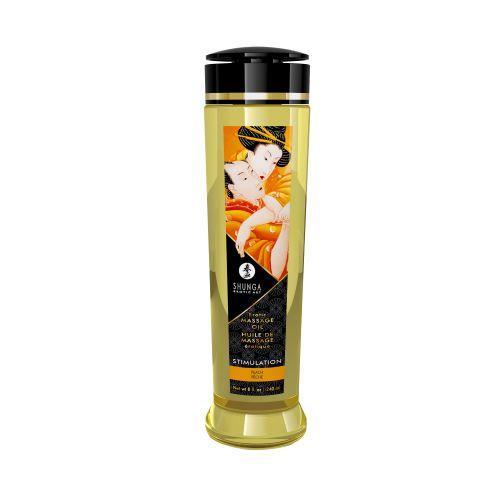 Massage Oil Stimulation Peach