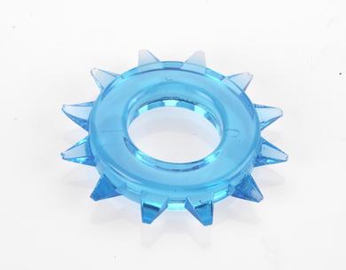 Stud Elastomer C Ring - Blue