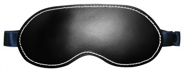 Edge Leather Blindfold Bulk