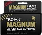 Trojan Magnum 12 Pack Sex Toy Product