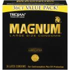 TROJAN MAGNUM 36 PACK Sex Toy Product