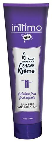 Forbidden Fruit Inttimo by Wet Kitty and Total Body Shave Krème Sex Toy Product