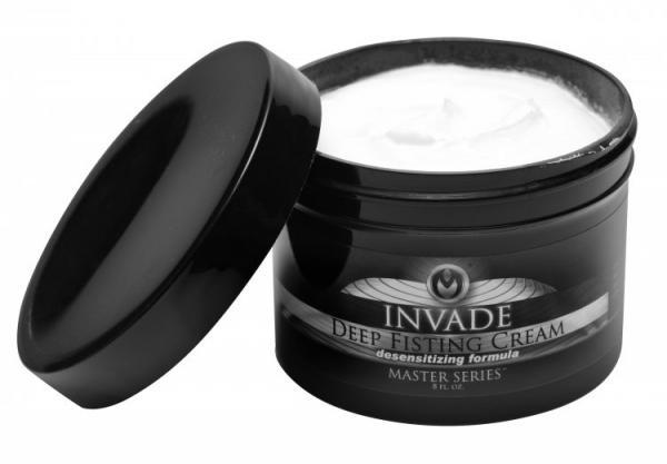 Invade Deep Fisting Cream 8oz
