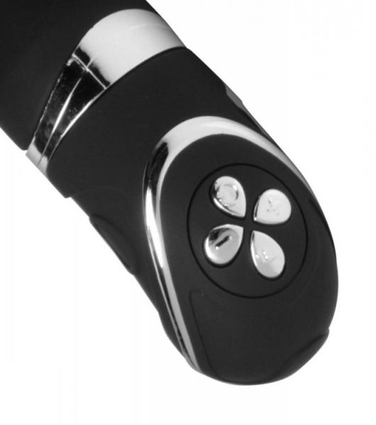 Scepter 10 Function Vibrating Silicone Penetrator