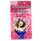 Bachelorette Challenges Voucher Sex Toy Product