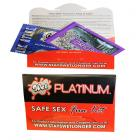 Wet Safe Sex Kit With Platinum Silicone Lubricant Sex Toy Product
