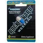 Rockhard Weekend Blister 1 Capsule Pack Sex Toy Product