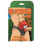 Male Power Novelty Mr. Peckerhead Thong Blk 1sz Sex Toy Product