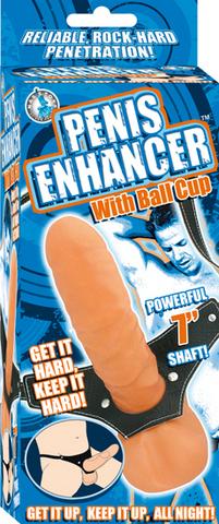 Penis Enhancer W/Ball Sack