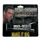 Max Width Enlarger Cream 1.5 oz. Sex Toy Product