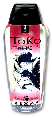 Toko Lubricant Aroma Blazing Cherry 5.5 fluid ounces