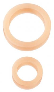 The C Rings Beige