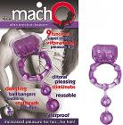 Macho Ultra Erection Keeper Purple Sex Toy Product