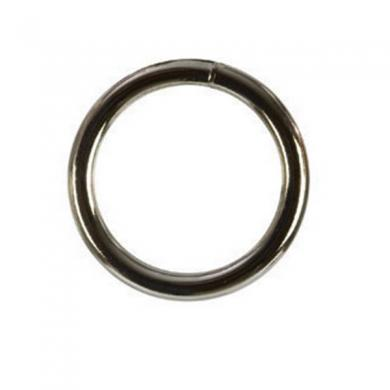Silver Cock Ring - Medium